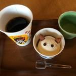 たまカフェ - アフォガート