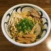 麺鮮醤油房 周月 - 料理写真:油そば  大盛り〜(*^▽^*)❤️
