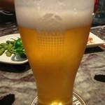 ソロモン - 生ビール