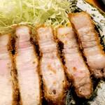 Tonkatsuhinata - 特選リブロースかつ定食