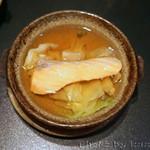日本料理 徳 - 鮭