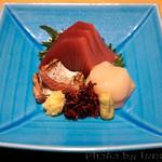 日本料理 徳 - お造り