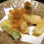 日本料理 徳 - 天ぷら