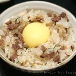 日本料理 徳 - 土鍋ご飯