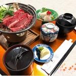 レストラン希星 - すき鍋御膳