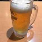 86543490 - 生ビール