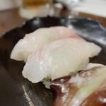 鮮魚菜彩 ゆうや - 天然たい