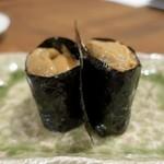 鮮魚菜彩 ゆうや - えび味噌