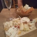 ワインの酒場。ディプント -