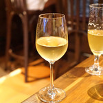 スペイン料理Pablo - La Doncella de las vinas Chardonnay