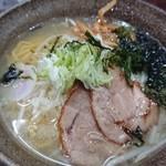 麺屋 玄 - 料理写真:塩ラーメン