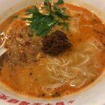 高老庄餃子屋 - 「カレー担々麺」720円