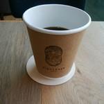 エイトデイズカフェ - セットコーヒー