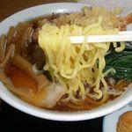 杉乃家 - 麺