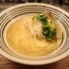 堂の浦 - 料理写真:鯛の塩ラーメンです☆ 2018-0519訪問