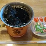 コメダ珈琲店 - 金のアイスコーヒー