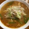 ともゑ食堂 - 料理写真:辛子タンメン