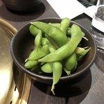 牛源 - 惣菜の枝豆