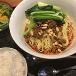 蔓山 - 成都汁なし担々麺
