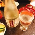 満寿家 - 満寿家オリジナル冷酒