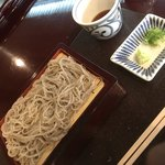 蕎麦切はたゑ - 料理写真: