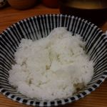 天ぷらすずき - ご飯