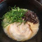 至極の麺 華 - ラーメン¥700