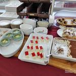 花の食品館 - シュークリーム、大判焼、林檎ゼリー、苺ケーキ、シフォンケーキ、ティラミス