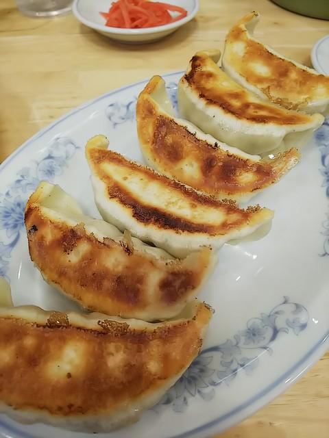 ぎょうざの満洲 中野南口店 - 焼餃子
