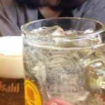 86559048 - H.30.4.9.昼 ハイボール vs 生ビール(中) de 乾杯♪