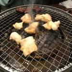 昭和ホルモン館 - 焼くべし!焼くべし!