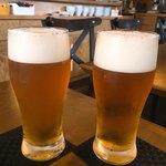 PIZZERIA&DINING PICO - 江の島地ビール 樽生 ¥850