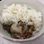 86561932 - ロックンロールご飯 ¥350 中身