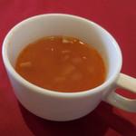 小岩井フレミナール - スープ