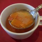 小岩井フレミナール - スープ;アップ