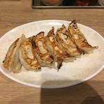 ヌードルダイニング 道麺 - 肉ギョーザ