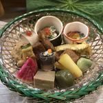 季節料理 薗 - 料理写真:付き出し