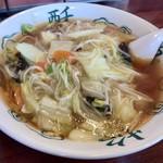 古久家 - 料理写真:野菜いっぱい湯麺  790円税別