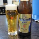 天神らぁめん - 瓶ビール