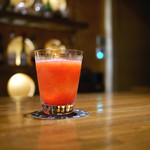 ラグナ ザ バー - 苺のカクテル