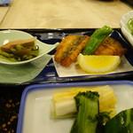 稚加榮 - この揚げ物も良かったですよ