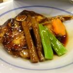 稚加榮 - 鯛のかぶと煮
