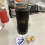 珉珉 - アイスコーヒー+144円(税別)