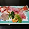 おおはし - 料理写真:刺身定食(メバル)