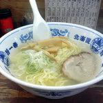 北海道ラーメン 特一番 - 塩ラーメン550円