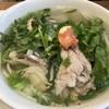 アジア屋台FO - 料理写真:鶏肉と野菜のフォー560円
