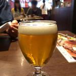 炭火焼バル Roen - ランチビール
