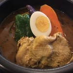 kanakoのスープカレー屋さん - 味わい深いブイヨンに新鮮なスパイスが奥深い味わいを・・・