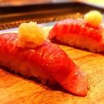 86580294 - 肉寿司