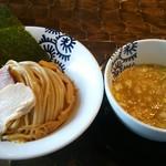 特級鶏蕎麦 龍介 - 龍介つけそば(820円)